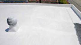 Çubuklu evleri çatı uygulaması