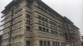 El yapı inşaat yanmaz solüsyon uygulaması
