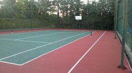 arg yapı tenis kortu uygulaması