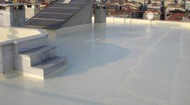 bjk plaza çatı tadilatı