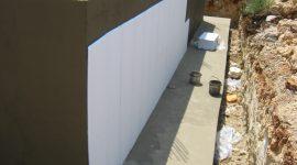 omsan yapı perde duvar uygulaması